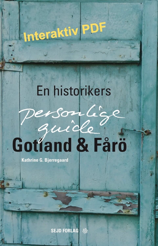 E-bog (pdf): Gotland & Fårö, En historikers personlige guide.