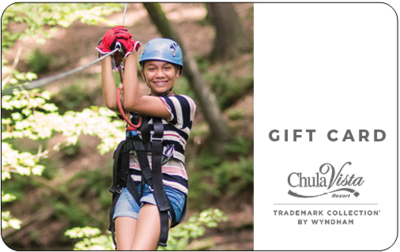 Dells Zipline Adventures Gift Card