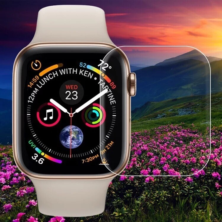 Apple Watch Screen Protector (Tempered Glass)