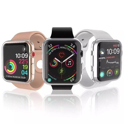 Apple Watch Soft Full Body Bumper Case