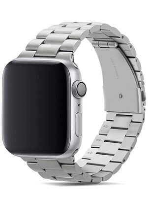 Apple Watch Metal Band [Silver]