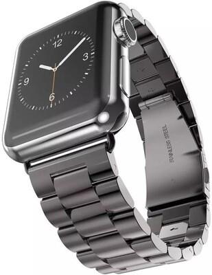 Apple Watch Metal Band [Black]