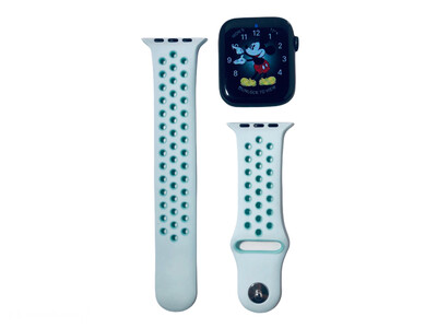 Apple Watch Silicone Band [Mint]