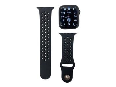 Apple Watch Silicone Band [Dark Grey]