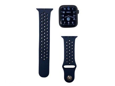 Apple Watch Silicone Band [Navy]