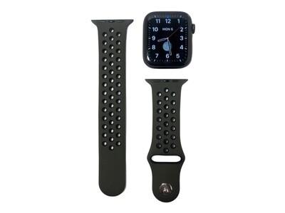 Apple Watch Silicone Band [Dark Green]