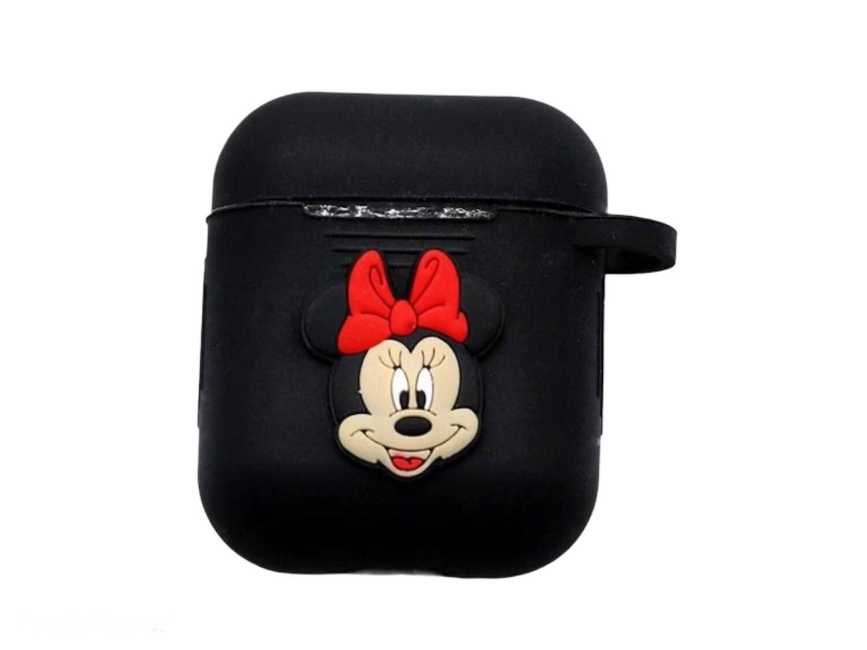 Minnie Mouse Silicone AirPod Case