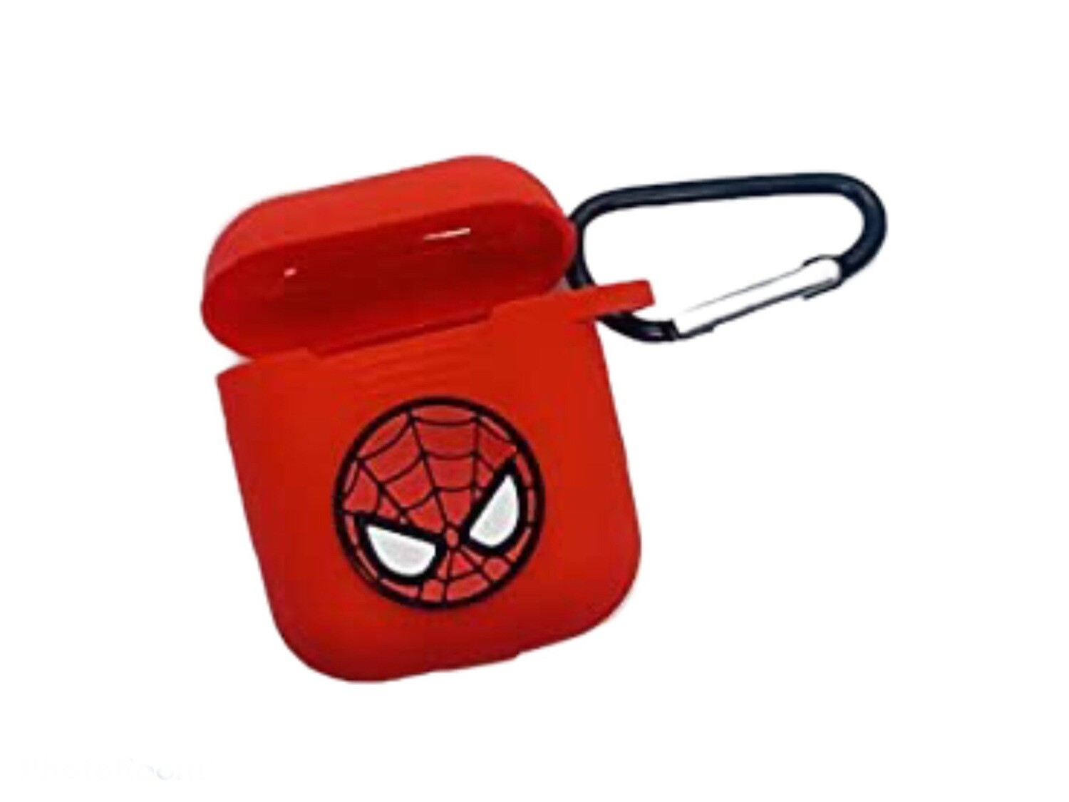 Spider-Man Red Silicone AirPod Case