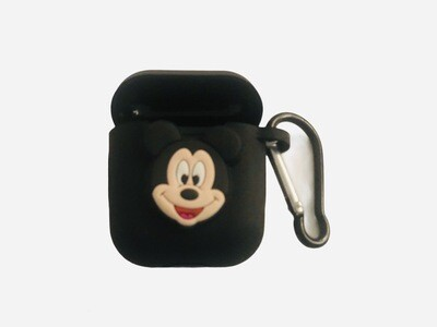 Mickey Mouse Silicone AirPod Case