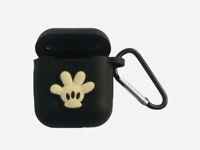 Mickey Mouse Glove Silicone AirPod Case