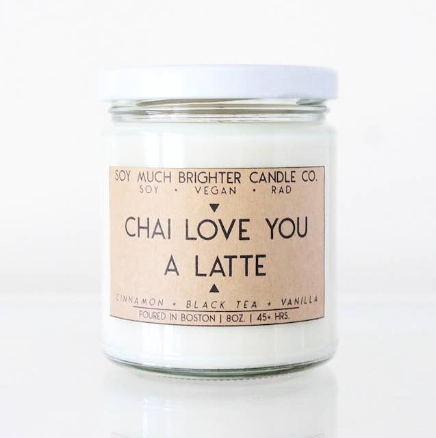 Chai Love you a Latte