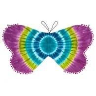Shibori Butterfly Wings