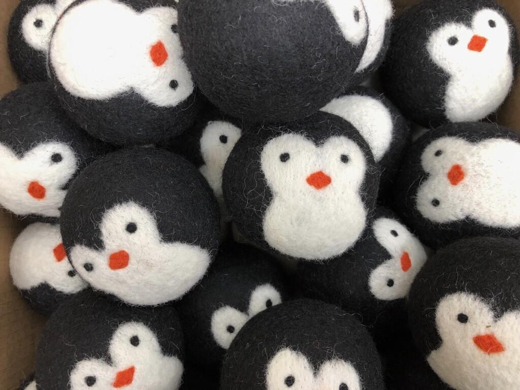 Dryer Balls, Penguin