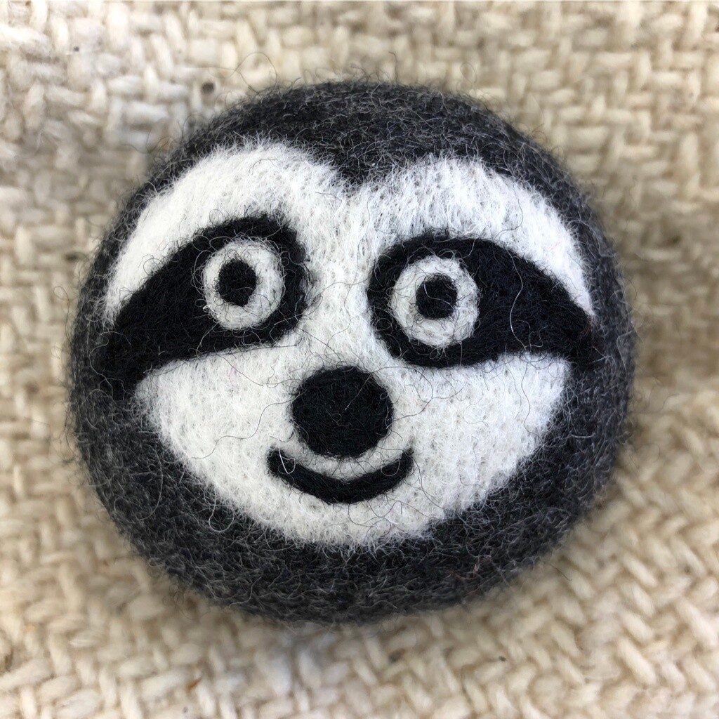Dryer Ball, Sloth