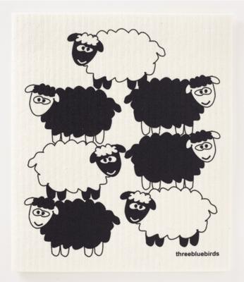 Swedish Paper Towel, Sheep