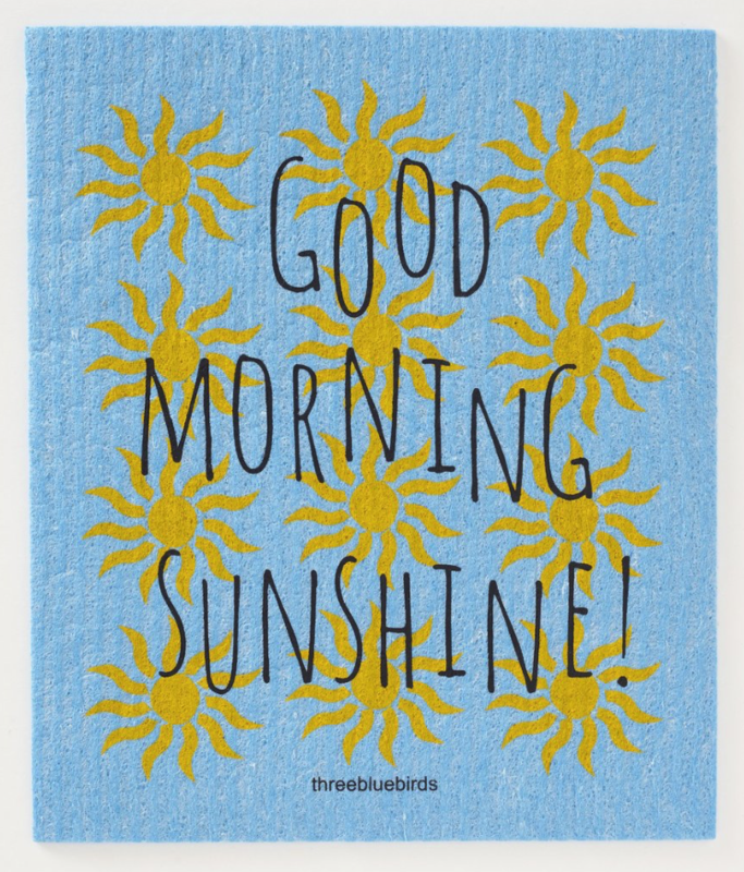 Swedish Paper Towel, Good Morning