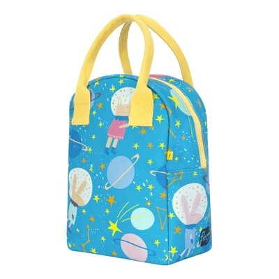 Zippy Lunch Bag, Astro Party