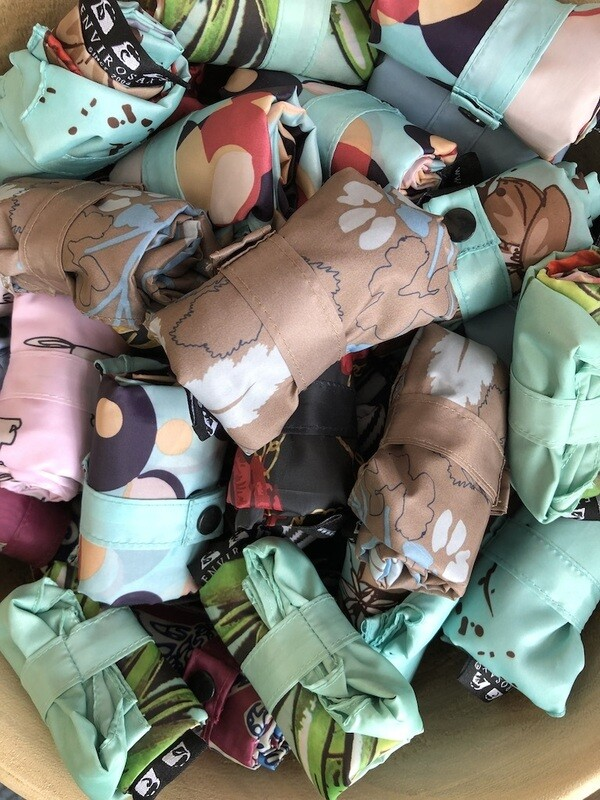Reusable Roll-Up Bag