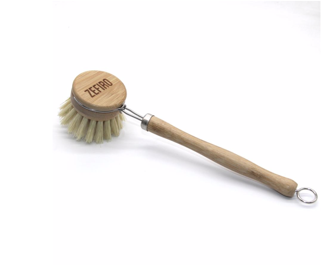 Long-Handled Scrubber