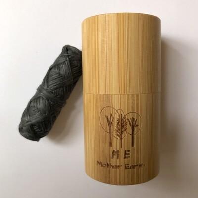 Floss, Bamboo Case
