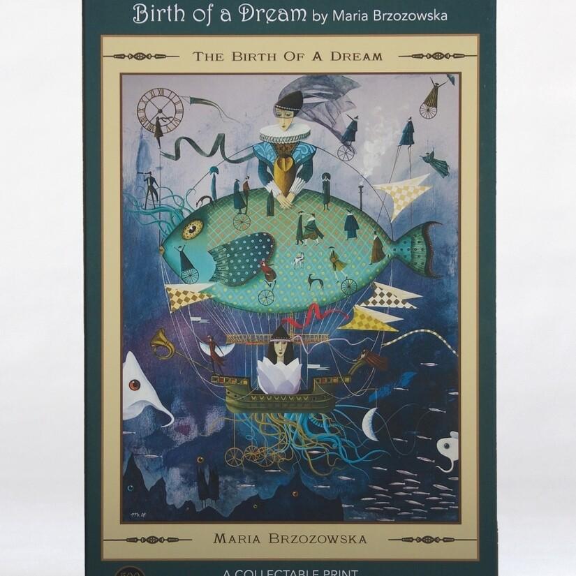 Birth of a Dream 500 pc