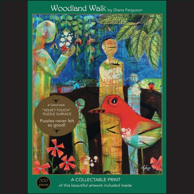 Woodland Walk 500 pc