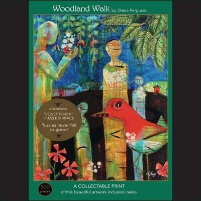 Woodland Walk 500 pc