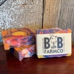 Kaleidosoap Soap