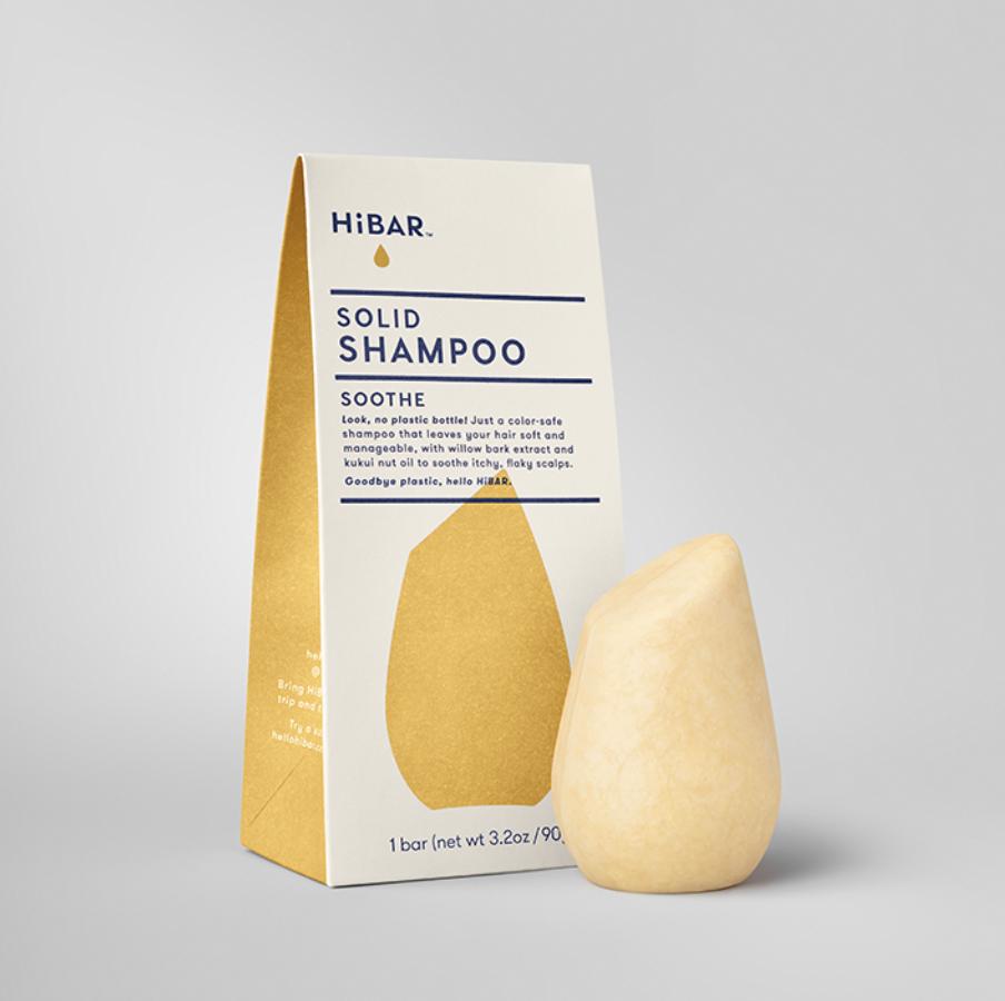 Shampoo, Soothe