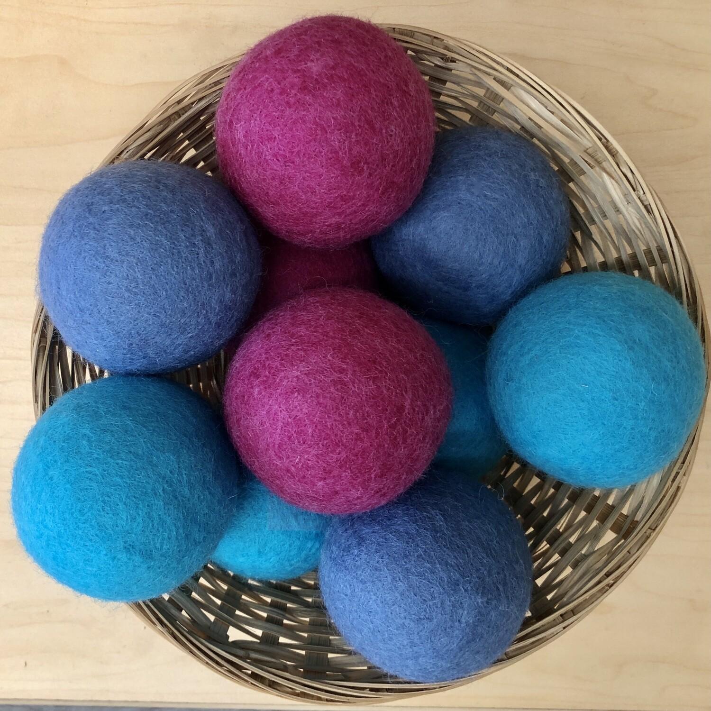 Dryer Balls, Solid Color