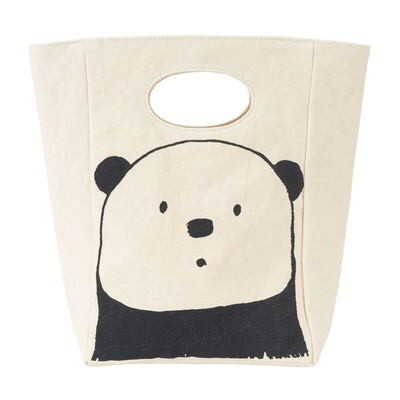 Classic Lunch Bag, Panda