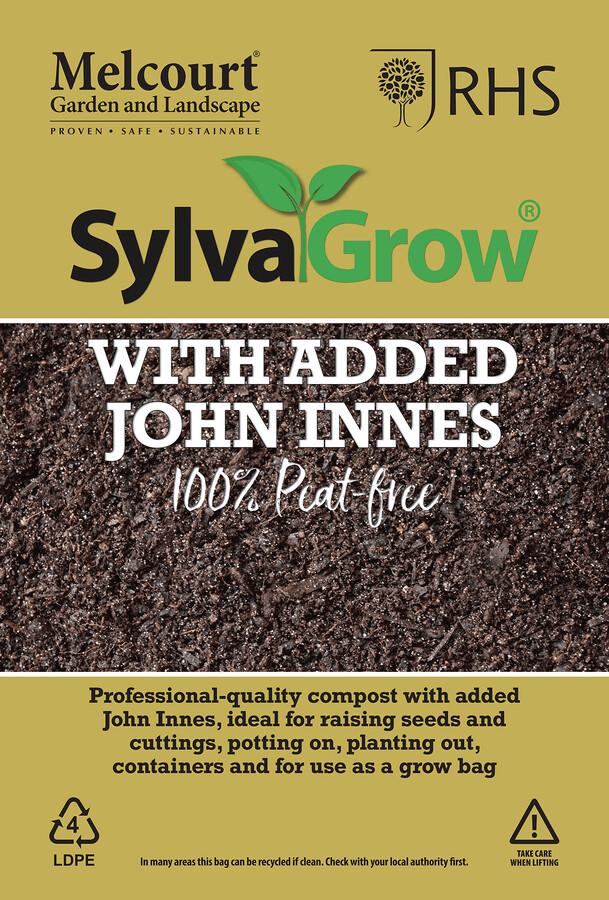 Growing media: SylvaGrow + John Innes 50 litre