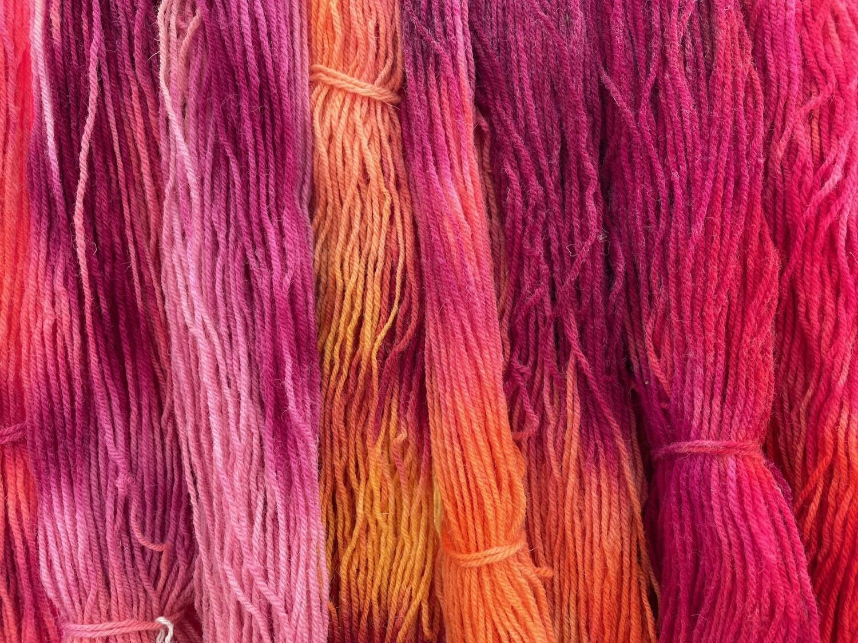 workshop [1]: dyeing Thursday 11th November 2021