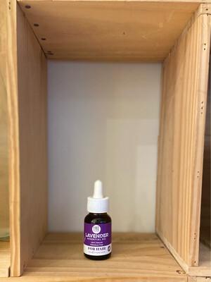 Lavender Essential Oil for Hair / زيت اللّافندر للشَعر
