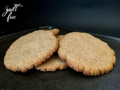 Almond Cookies (Gluten-Free)