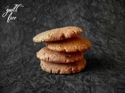 Ragi Cookies (Vegan)