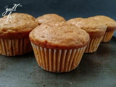 Vanilla Muffins (Eggless)