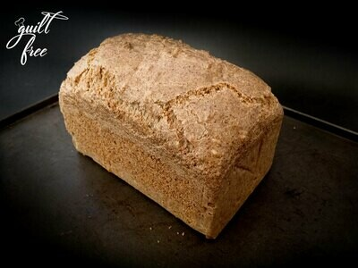 Almond Bread (Egg, Gluten-Free)