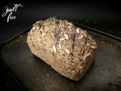 Buckwheat Millet Bread (Vegan, Gluten-Free)