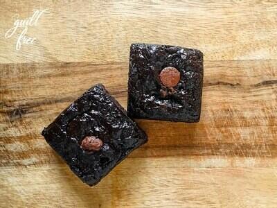 Choco Avo Flourless Brownie (Gluten Free)