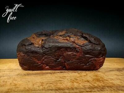 Chocolate Marble Tea Cake (Eggless)