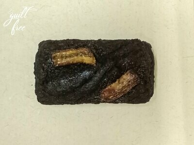 Chocolate Banana Bread (Eggless)