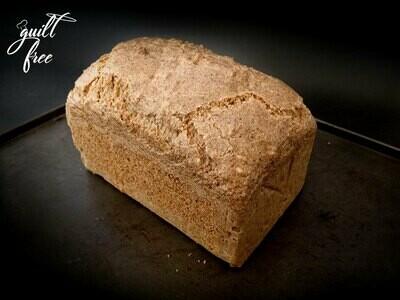 Keto Almond Bread (Egg, Gluten-Free)