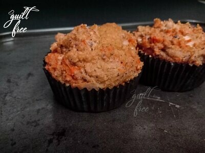 Spicy Tomato Cottage Cheese Muffins (Gluten-Free)