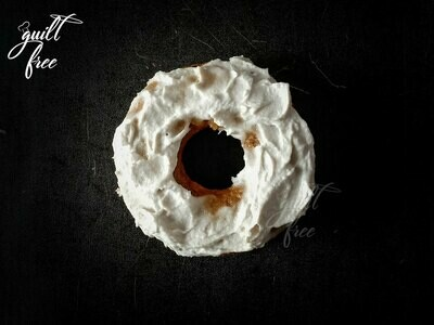 Cream Cheese Donuts (Eggless, Gluten-Free)