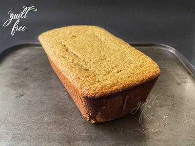 Matcha Almond Tea Cake (Eggless, Gluten-Free)