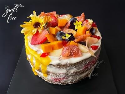 Mix Fruit Gateaux