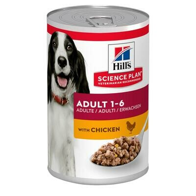 Hill's Science Plan Adult Wet Food Chicken Flavour