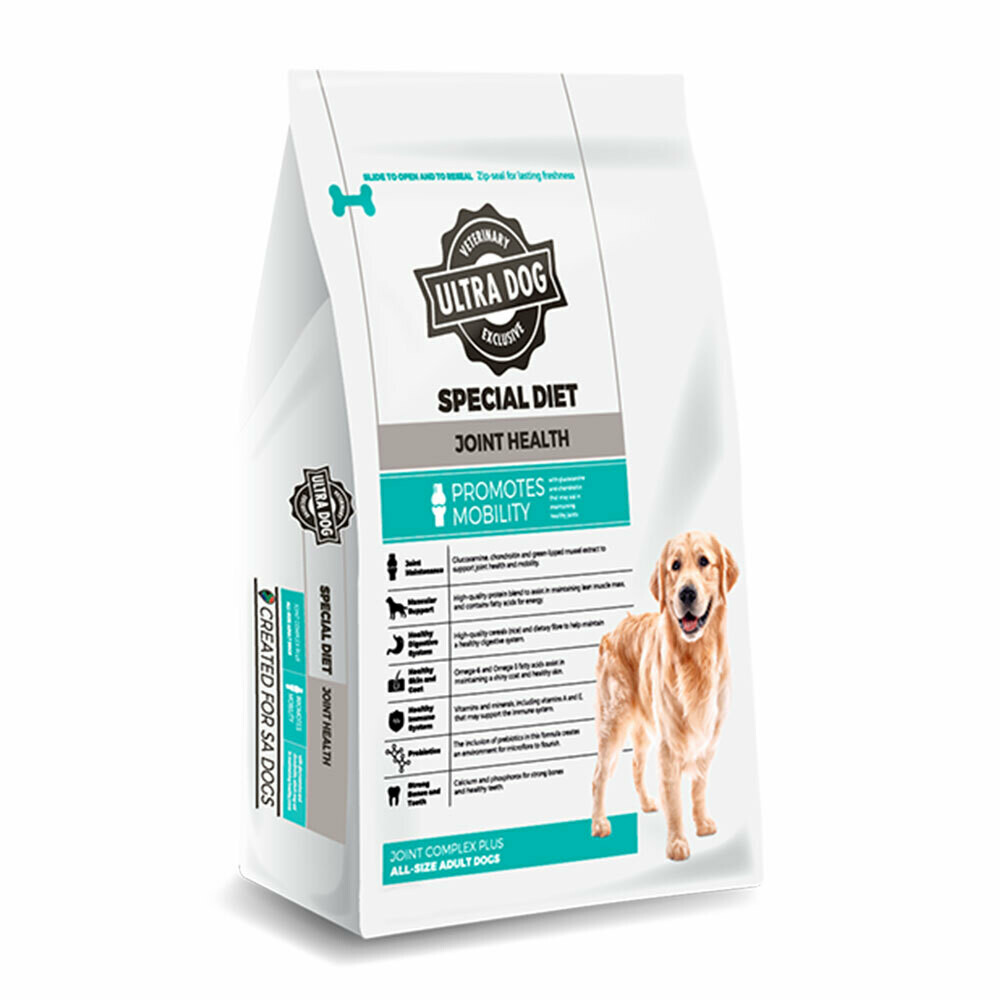 Ultra Dog Special Diet Joint Health Chicken & Rice Flavour