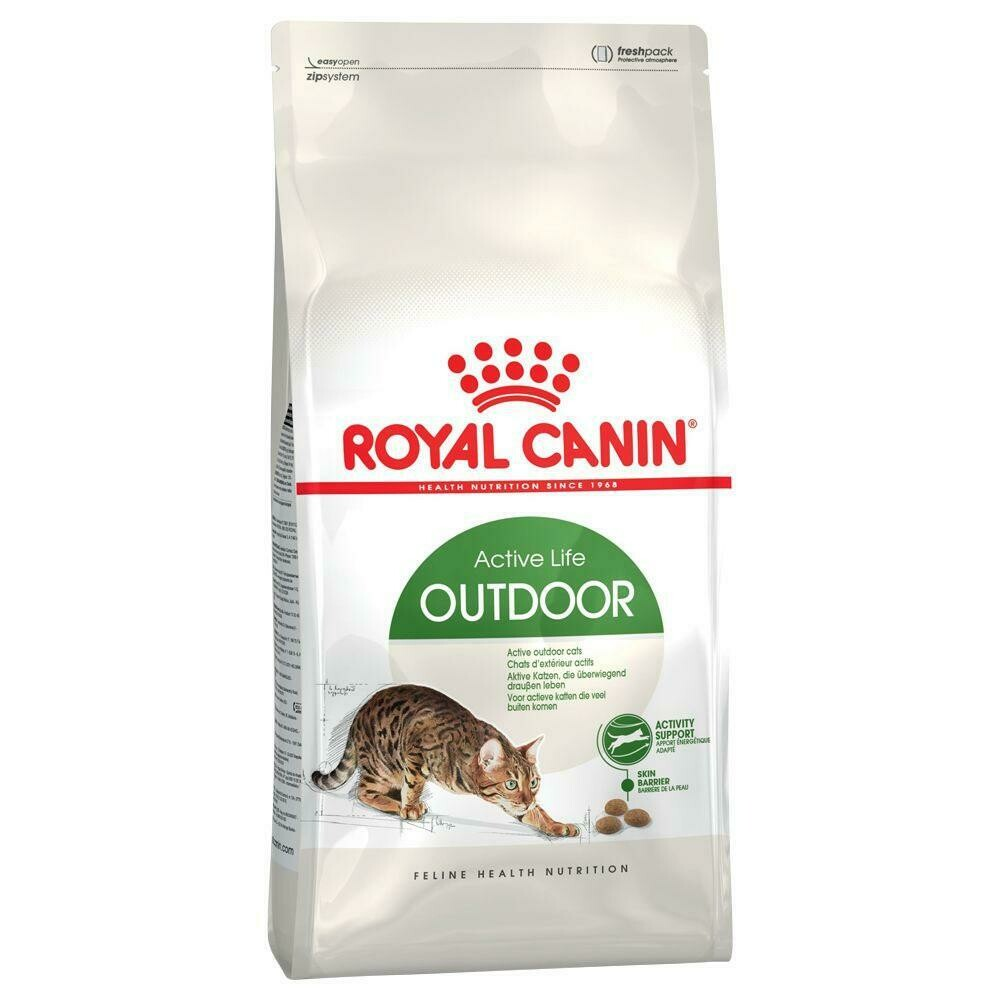 Royal Canin Feline Outdoor Dry Food